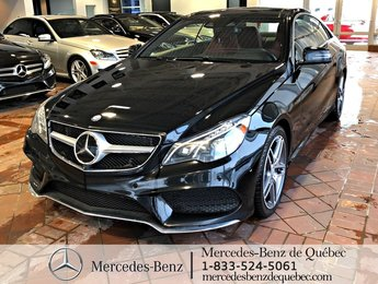 2016 Mercedes-Benz E-Class E400 4MATIC, parktronic, distronic, cam 360