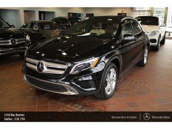 2016 Mercedes-Benz GLA-Class GLA250 4MATIC, parktronic, toit pano, navi.