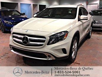 2017 Mercedes-Benz GLA-Class GLA250 4MATIC, clim 2 zones, cam recul