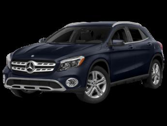 2019 Mercedes-Benz GLA 4MATIC SUV