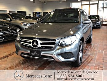 2016 Mercedes-Benz GLC-Class GLC300 4MATIC, toit pano, navi, sirius