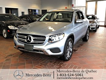 2016 Mercedes-Benz GLC-Class GLC300 4MATIC, clim 2 zones