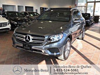 2016 Mercedes-Benz GLC-Class GLC300 4MATIC, navi, toit pano, cam recul