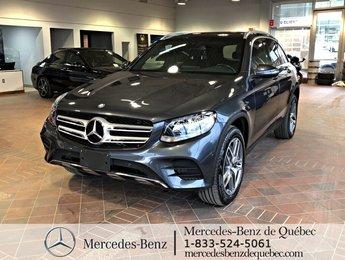 2016 Mercedes-Benz GLC-Class GLC300 4MATIC, navi, toit pano