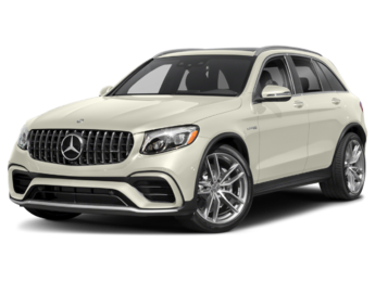 2019 Mercedes-Benz GLC S 4MATIC + SUV
