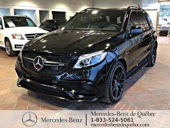 2018 Mercedes-Benz GLE GLE 63 AMG®