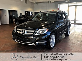 2014 Mercedes-Benz GLK-Class GLK250 4MATIC, bi-xenon, clim 2 zones