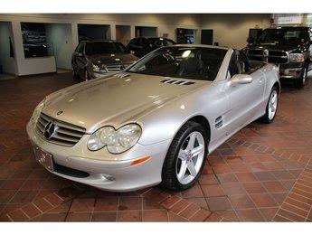 2004 Mercedes-Benz SL-Class SL500 V8 5.0L, Convertible 300HP