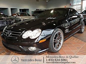2007 Mercedes-Benz SL-Class SL 55 AMG®