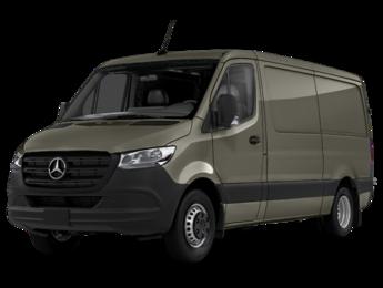 2019 Mercedes-Benz Sprinter 4x4 2500 Cargo 144