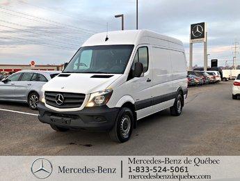 2014 Mercedes-Benz Sprinter cargo vans Cargo 144 WB