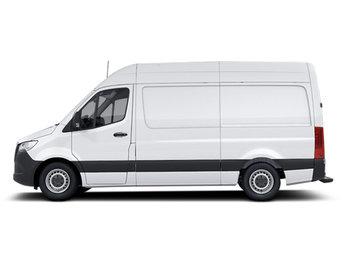 2019 Mercedes-Benz Sprinter Cargo Van Nouveau modèle