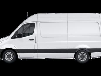 2019 Mercedes-Benz Sprinter Cargo Van Empattement 144 pouces