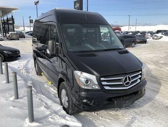 2017 Mercedes-Benz Sprinter Passenger Vans 144