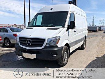 2014 Mercedes-Benz Sprinter Cargo 144 WB