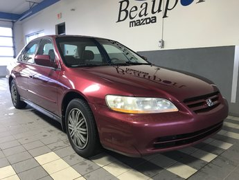 Honda Accord Sdn SE 2002