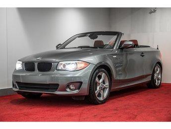 2012 BMW 128i **GPS+SIÈGES CHAUFFANTS+CUIR**