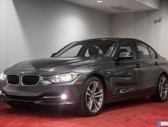 2014 BMW 320i XDrive **SIÈGES CUIR ROUGE**