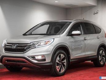 2015 Honda CR-V Touring **BAS BAS BAS KILO** TOUT ÉQUIPÉ**