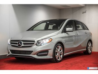 2017 Mercedes-Benz B250 4 MATIC **TOIT PANORAMIQUE+MAIN LIBRE**