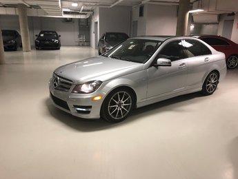 2013 Mercedes-Benz C-Class C 300 4MATIC **BAS KILO--CUIR+TOIT+GPS**