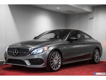 2017 Mercedes-Benz C-Class C43 COUPE 4MATIC ** COULEUR MAGNO DESIGNO**