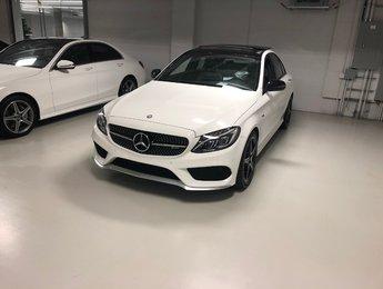 2017 Mercedes-Benz C-Class C43 AMG 4MATIC **PREMIUM+DEL**