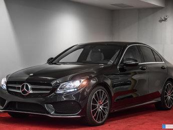 2017 Mercedes-Benz C300 4MATIC C 300 4MATIC **3 MENSUALITÉS GRATUITES**