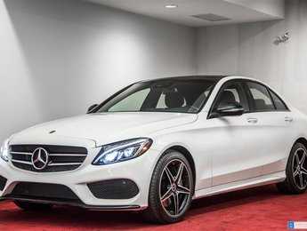 2018 Mercedes-Benz C300 4MATIC Sedan