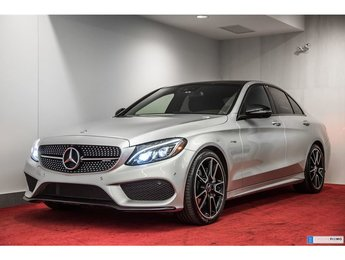 2017 Mercedes-Benz C43 AMG 4MATIC **GROUPE PERFORMANCE AMG+ENS. PREMIUM**