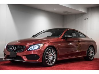 2017 Mercedes-Benz C43 AMG 4MATIC COUPE **AMG DRIVER'S PACKAGE**