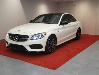 2018 Mercedes-Benz C43 AMG 4MATIC**PREMIUM+AMG DRIVER'S PACKAGE**