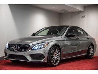 2016 Mercedes-Benz C450 4MATIC **ENS. PREMIUM + KIT AMG**