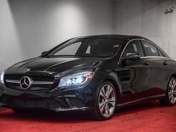 2016 Mercedes-Benz CLA-Class CLA250 4MATIC**3 MENSUALITÉS GRATUITES**