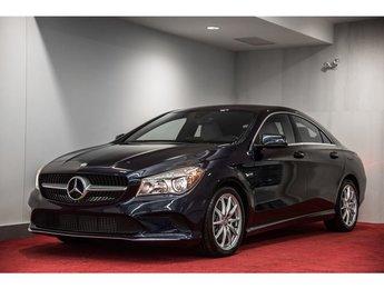 2017 Mercedes-Benz CLA250 4MATIC **GROUPE PREMIUM--BAS BAS KILO***