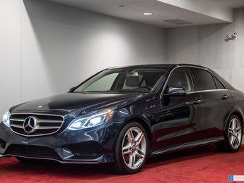 2014 Mercedes-Benz E-Class E350 4MATIC** CERTIFIED AND WARRANTY UNTIL 2020**