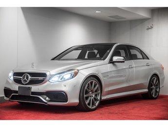 2015 Mercedes-Benz E-Class E63 AMG 4MATIC **577 HP AVEC TRACTION INTÉGRALE**