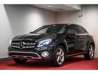 2018 Mercedes-Benz GLA 250 4MATIC **BAS BAS KILO---ENS PREMIUM**