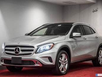 2016 Mercedes-Benz GLA-Class 4MATIC**PREMIUM 1&2+ 3 MENSUALITÉS GRATUITES**