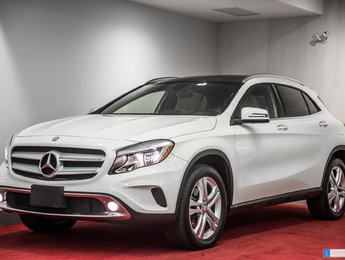 2016 Mercedes-Benz GLA-Class GLA250 4 MATIC **TOIT+CAMÉRA+APPLE CARPLAY**