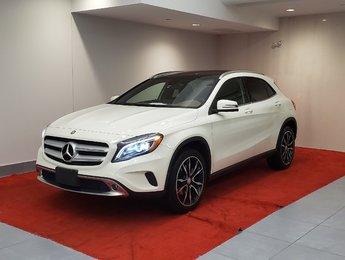 2016 Mercedes-Benz GLA-Class GLA250 4MATIC **INTÉRIEUR CUIR EXCLUSIF**