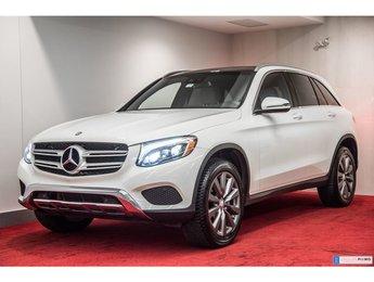 2016 Mercedes-Benz GLC-Class **TOIT PANO+GPS+CAMÉRA**