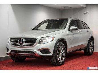 2016 Mercedes-Benz GLC-Class GLC300 4MATIC **TOIT PANO + GPS**