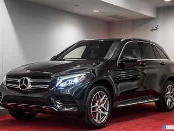 2017 Mercedes-Benz GLC300 4MATIC **PREMIUM+SPORT+DEL**