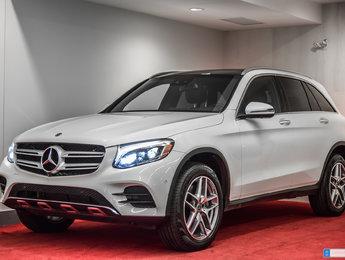 2018 Mercedes-Benz GLC-Class GLC300 4MATIC **PREMIUM 1&2 + SPORT**