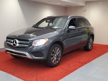 2016 Mercedes-Benz GLC GLC 300 4MATIC ** 3 MENSUALITÉS GRATUITES**