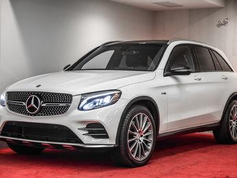 2017 Mercedes-Benz GLC GLC 43 AMG 4MATIC **3 MENSUALITÉS GRATUITES**