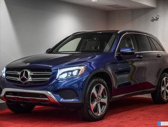 2018 Mercedes-Benz GLC GLC 300 4MATIC**PREMIUM 1&2+VOLANT CHAUFFANT**