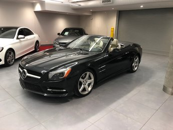 2013 Mercedes-Benz SL-Class SL550 **DRIVING ASSISTANCE PACKAGE**