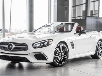 2019 Mercedes-Benz SL450 Roadster